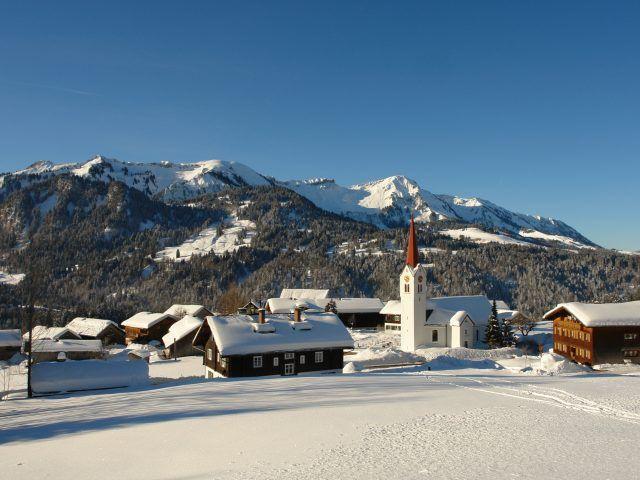 Sibratsgfaell Vorarlberg