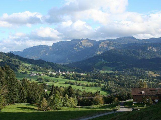 Sibratsgfäll Bild für Fotogalerie - Sibratsgfaell Vorarlberg