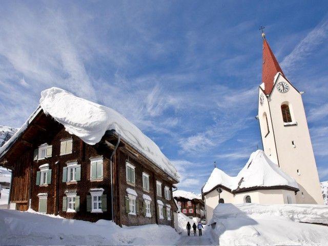 Warth Bild für Fotogalerie - Warth am Arlberg Vorarlberg