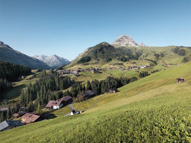 Warth am Arlberg Vorarlberg