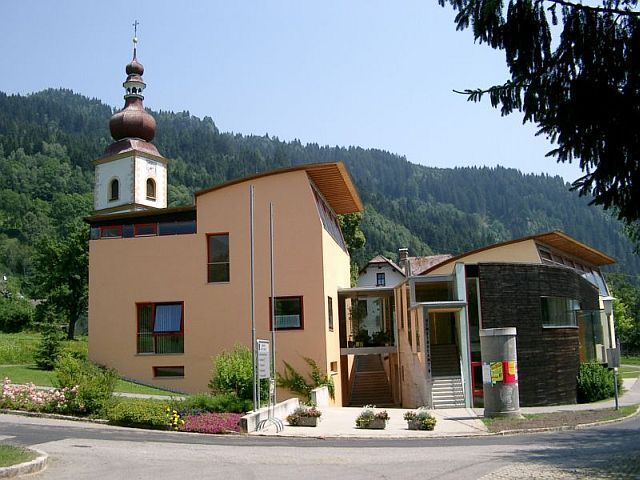 Gemeindeamt.jpg - Afritz am See Kaernten