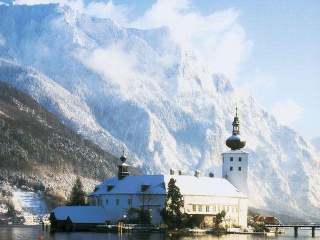 Traunsee Region Upper Austria