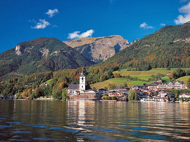 Sankt Wolfgang am Wolfgangsee - Wolfgangsee Region Oberoesterreich