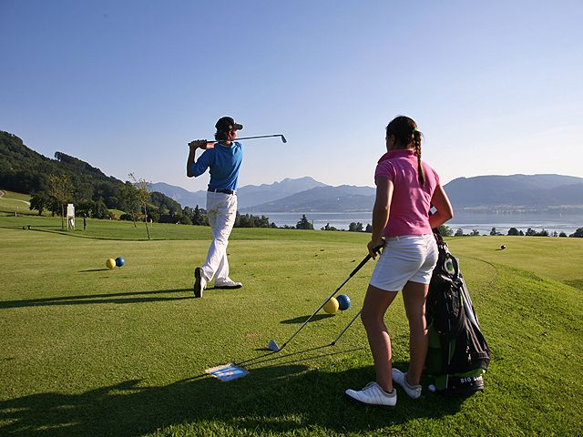 Golf - Wolfgangsee Region Upper Austria