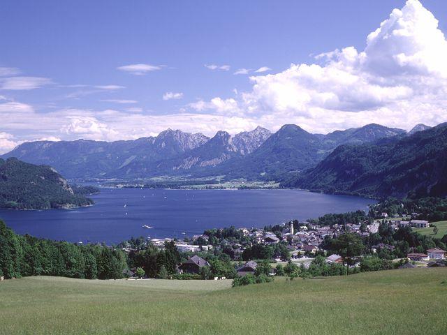 Wolfgangsee Region Oberoesterreich