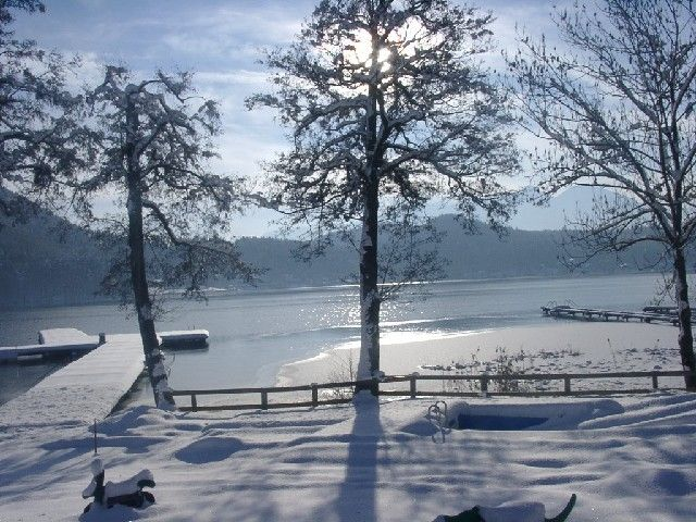 Lacul Klopein Carinthia