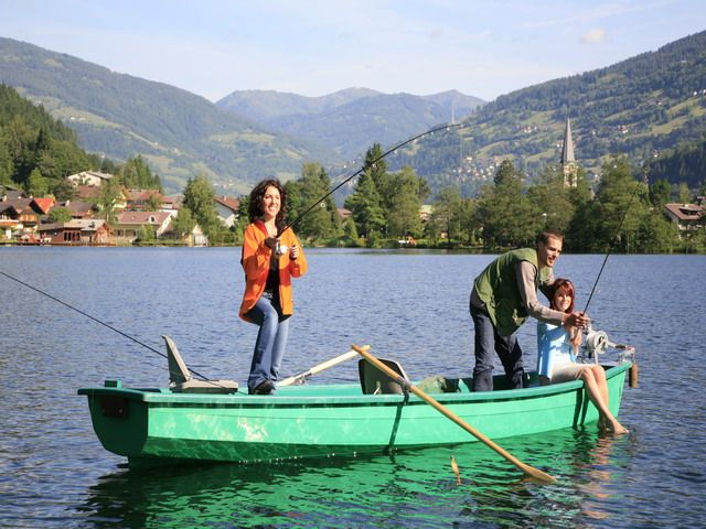Fishing in Feld am See - Nockberge/Bad  Kleinkirchheim Carinthia