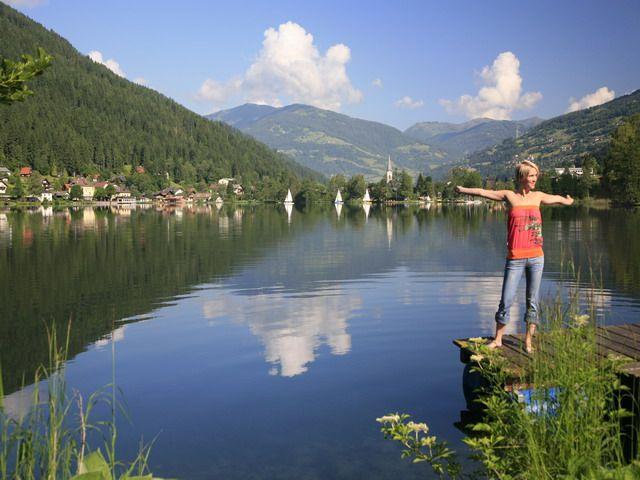 Mountains, lakes, activities - Nockberge/Bad  Kleinkirchheim Carinthia