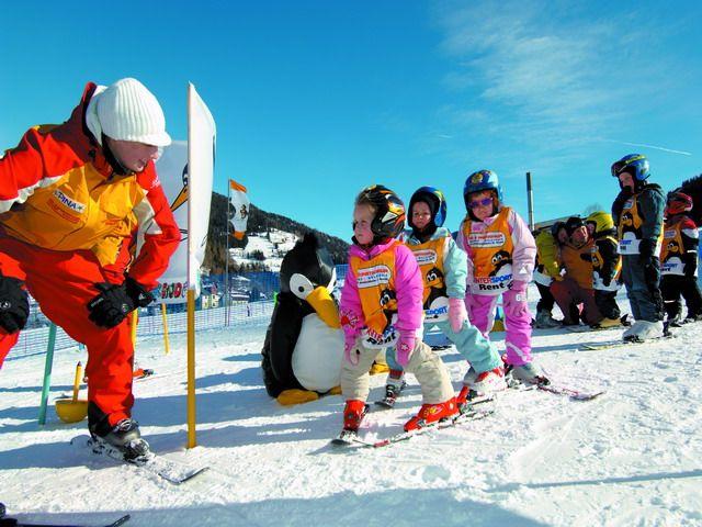Children's ski school in Bad Kleinkirchheim - Nockberge/Bad  Kleinkirchheim Carinthia