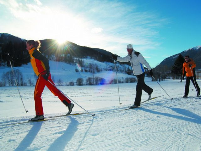 Cross-country skiing in the Nockberge area - Nockberge/Bad  Kleinkirchheim Carinthia