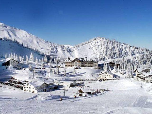 Blick auf den Talboden des Hochkars - Goestling Lower Austria