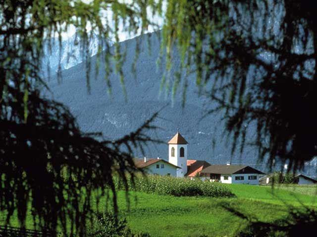 Blick auf Grinzens - Grinzens Tirol