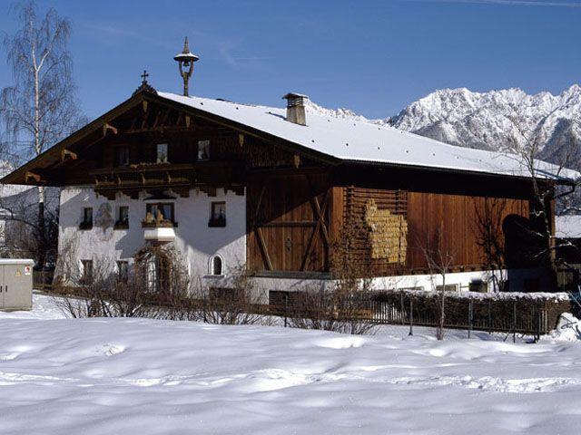 Historischer Bauernhof in Grinzens - Grinzens Tirol