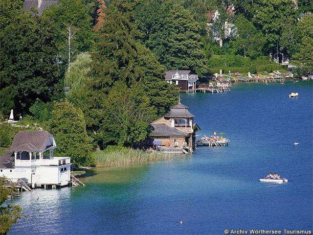 Wörthersee - Erlebnisregion Bild für Fotogalerie - Woerthersee Kaernten