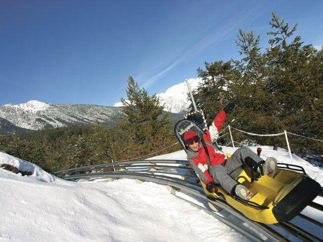 """""""Auch du wirst drauf abfahren"""" Riesenspaß mit dem Alpine Coaster in Hoch-Imst - Imst Tirol"""