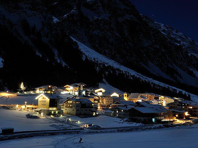 St. Leonhard im Pitztal Tirol