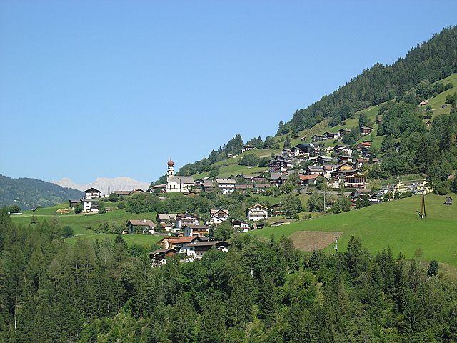 Jerzens im Pitztal Tirol
