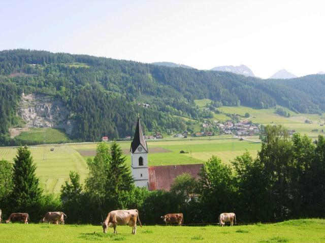 Church of Lassing - Lassing Styria