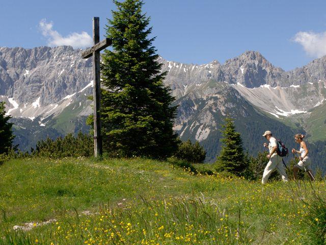 Sommerlandschaft - Leutasch Tirol