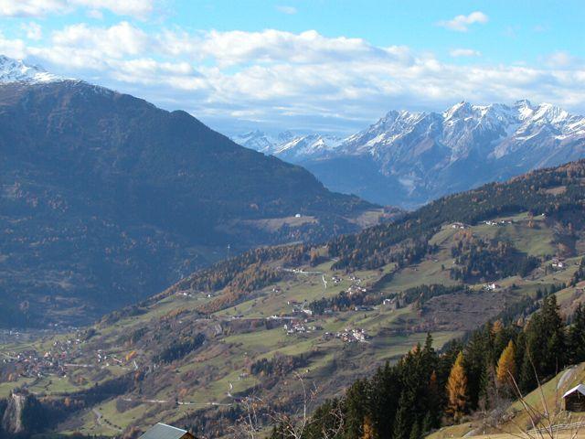 Blick auf Kauns-Kaunerberg - Kaunerberg Tirol