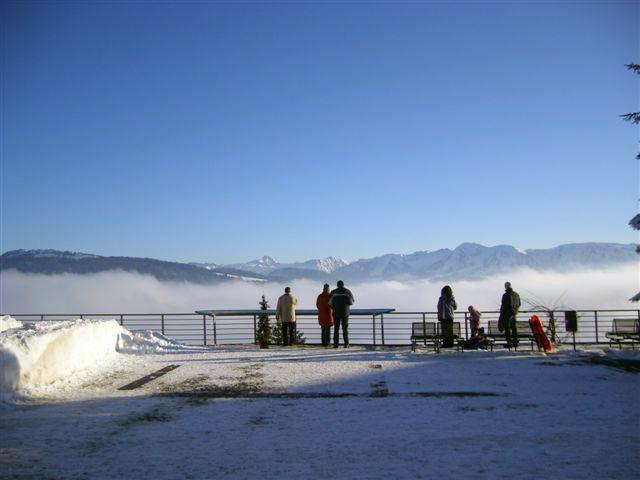 Aussichtsplattform beim Dorfplatz - Sulzberg Vorarlberg