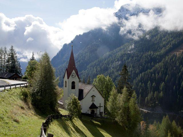 (c) bildkreis - Johanneskirche in Spiss - Spiss Tirol