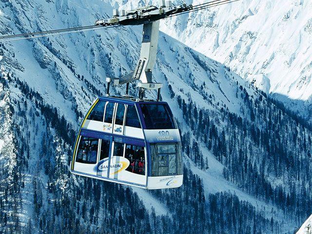 In nur 7 km erreichen Sie von Spiss aus die Talstation zum Skigebiet. - Spiss Tirol
