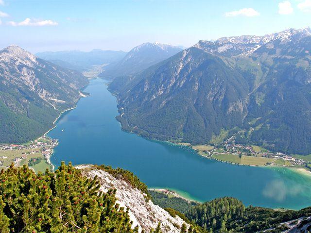 Achensee Panorama - Achensee Region Tirol