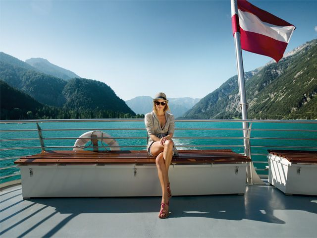 Achensee pleasure cruise. - Achensee Region Tirol