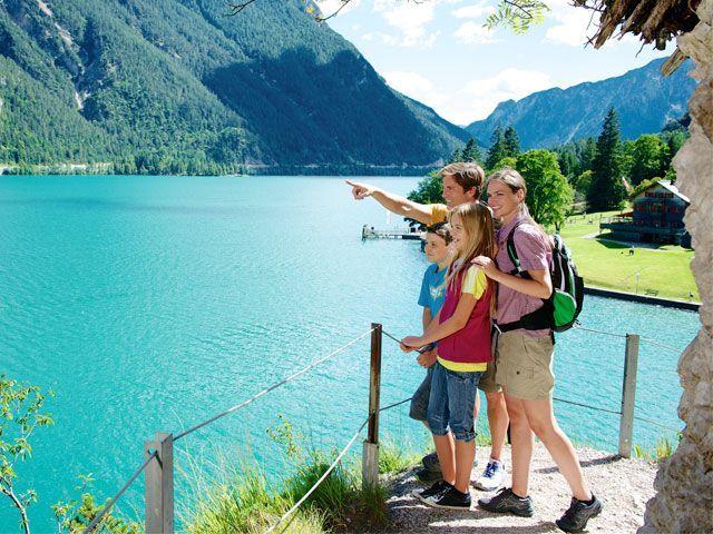 Achensee Region Tirol