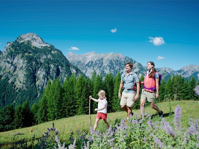 Wandern im Karwendel - Achensee Region Tirol