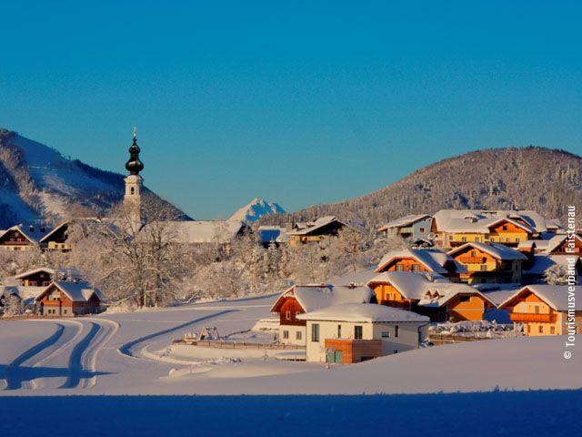 Winterurlaub in Faistenau, Salzkammergut - Faistenau Faistenau