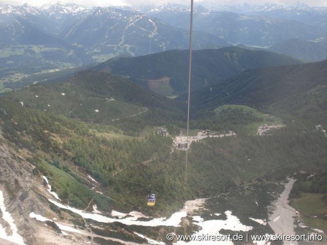 Dachstein-Gletscher Ramsau am Dachstein