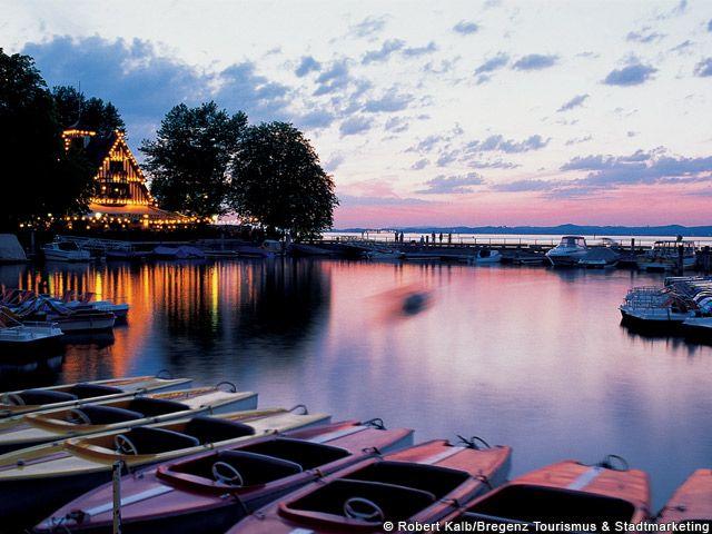 Lake Constance Image for photo gallery - Lago di Costanza Bregenz