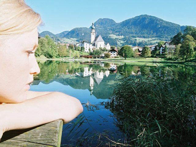Reither See Bild für Fotogalerie - Reither See Reith im Alpbachtal