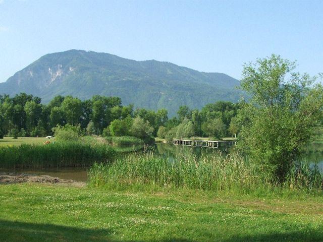 Badesee Ressnig Image for photo gallery - Lacul pentru inot Ressnig Ferlach