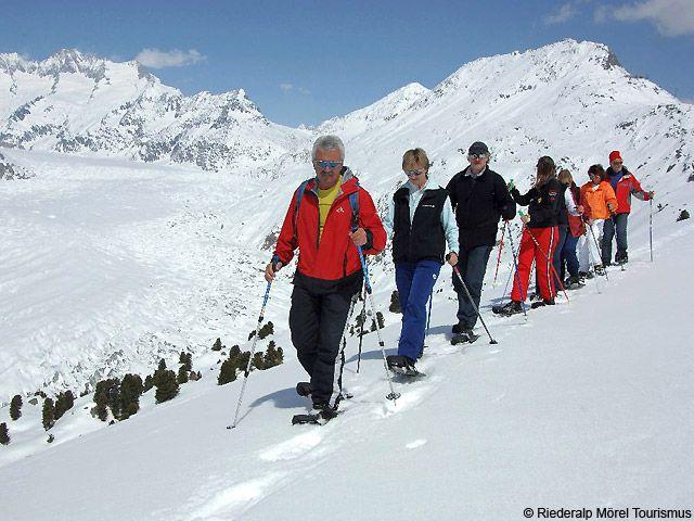 Aletsch Image for photo gallery - Aletsch/Goms Valais