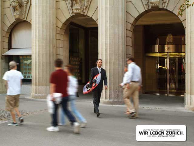 Zürich: Handelsstadt Copyright Bilder: Zürich Tourismus - Zuerich Zuerich (Region)
