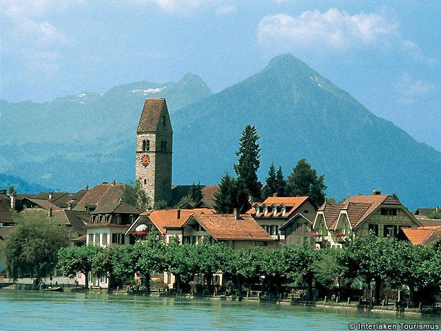 Interlaken Berner Oberland