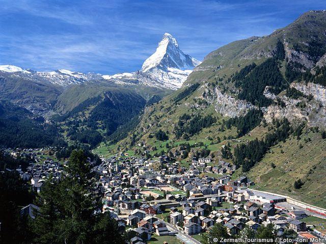 Zermatt Bild für Fotogalerie - Zermatt Wallis
