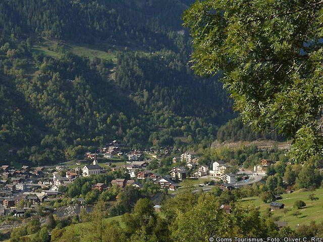 Fiesch Image for photo gallery - Fiesch Valais
