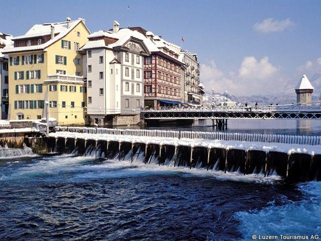Luzern - die Essenz der Schweiz Zentralschweiz