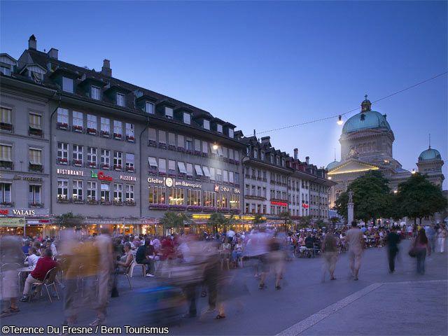 Bärenplatz - Berna Swiss Mittelland