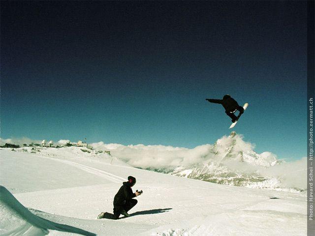 Matterhorn Ski Paradies Bild für Fotogalerie - Matterhorn Ski Paradies Zermatt