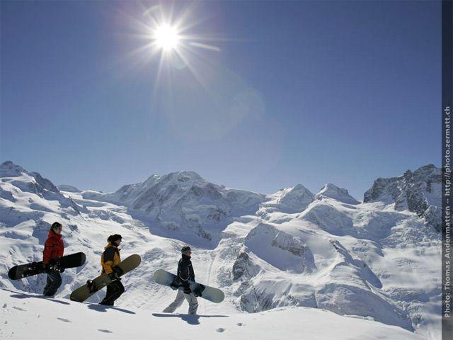 Matterhorn Ski Paradies Image for photo gallery - Matterhorn  paradisul skiului Zermatt