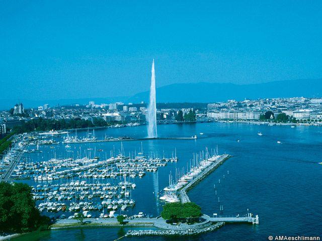 Genfersee Bild für Fotogalerie - Genfersee Genf