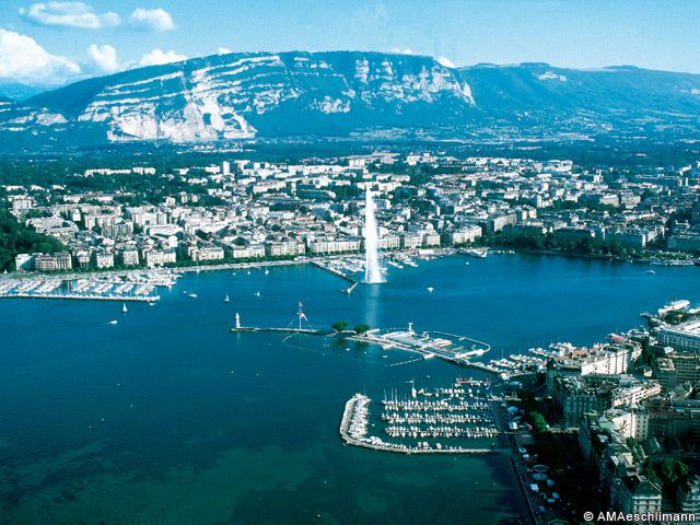 Lake Geneva Image for photo gallery - Lacul Geneva Geneva