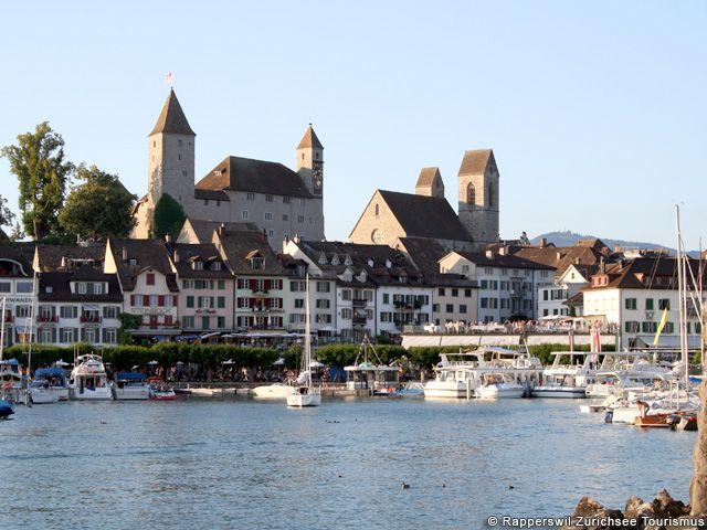 Zürichsee Bild für Fotogalerie - Zuerichsee