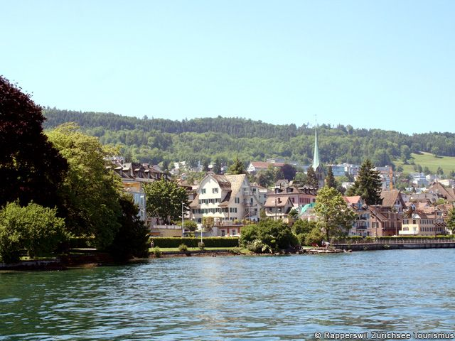 Lake Zurich Image for photo gallery - Lacul Zuerich