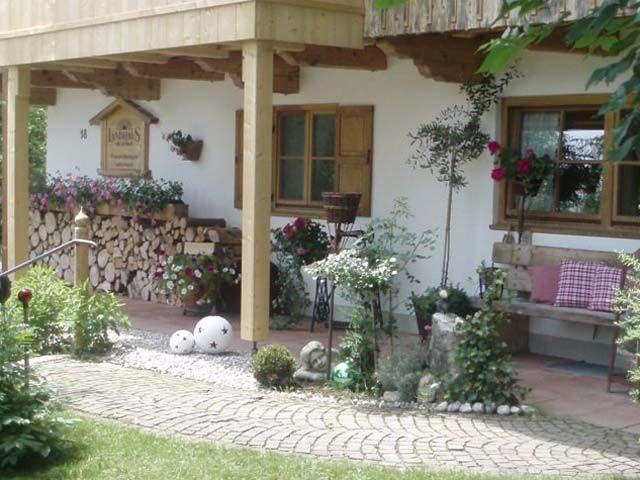 Eingangsbereich -- Landhaus Arzbach - Arzbacher Landhaus Bad Toelz